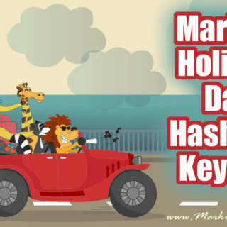 Marketing Holidays Dates, Hashtags and Keywords... I have been obsessing about the marketing holidays lately and how to capitalize on the popularity of these special times for sales! All my top tips and ideas in this super long and in depth article about the main marketing holidays including dates, hashtags and keywords you can use in blog posts and social media.