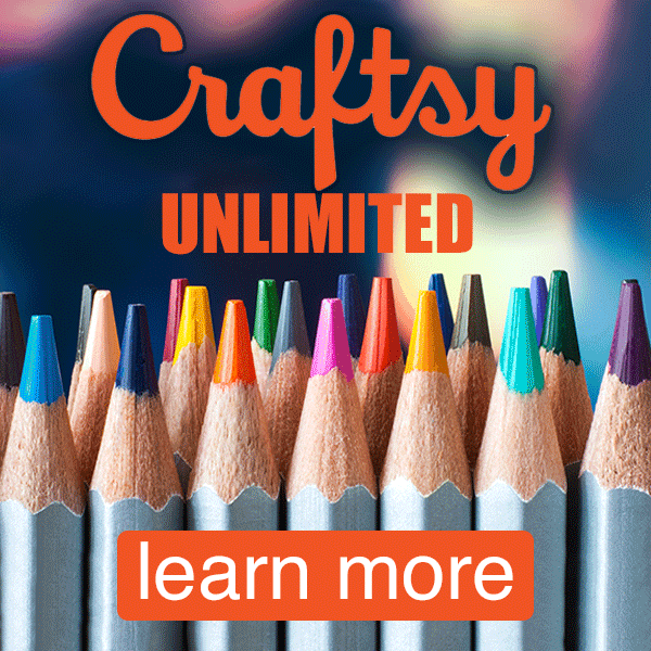 FREE 7 Day Craftsy Unlimited Trial at Craftsy.com