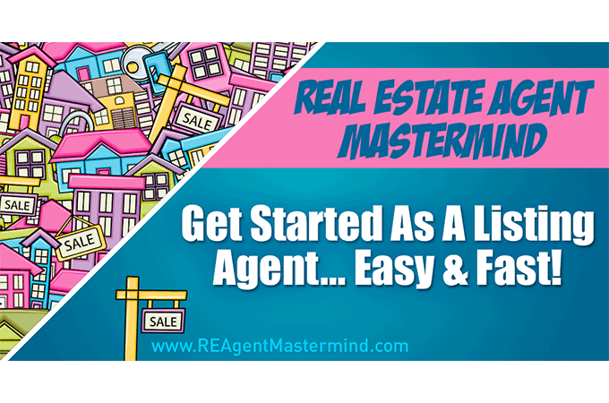 Real Estate Agent Mastermind Course