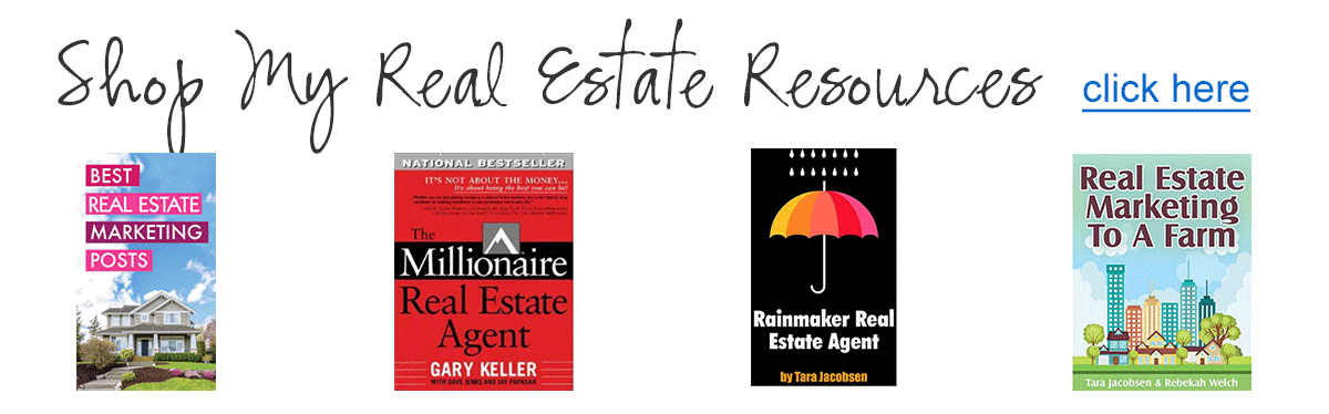 Shop all of my real estate resources!