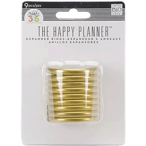 Happy Planner Rings