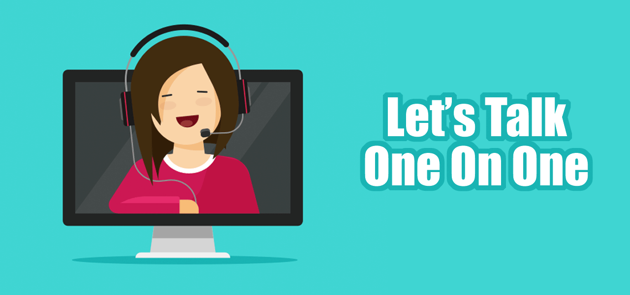 Let's Talk One On One, Marketing Consultation