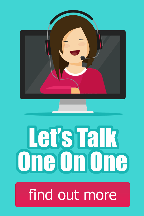 Let's Talk One On One