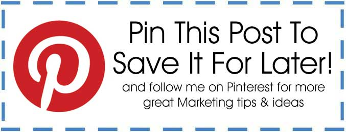 Pin This Marketing Button