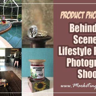 Behind The Scenes In My Mobile Lifestyle Product Photography Shoots... As an Etsy, Ebay or Shopify store owner, you need to take basic boring pictures for your listings. But you also need to take lifestyle photos to share on your social media accounts!
