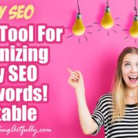My Favorite (Free) Tool For Organizing My Etsy SEO Keywords! Airtable