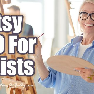 Etsy SEO For Artists... #etsyseller #etsyshop