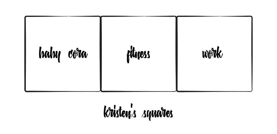 Kirsten's Three Squares