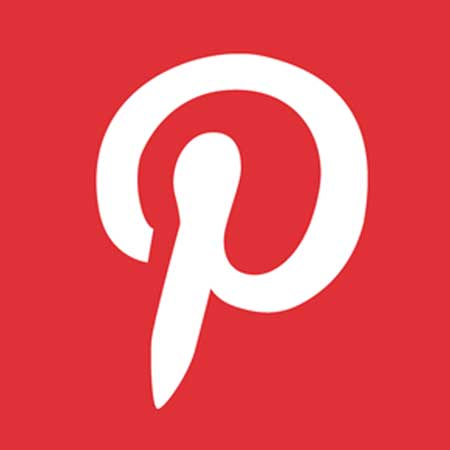 Pinterest Square Logo