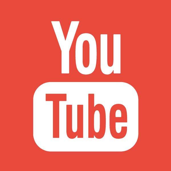YouTube Square Logo