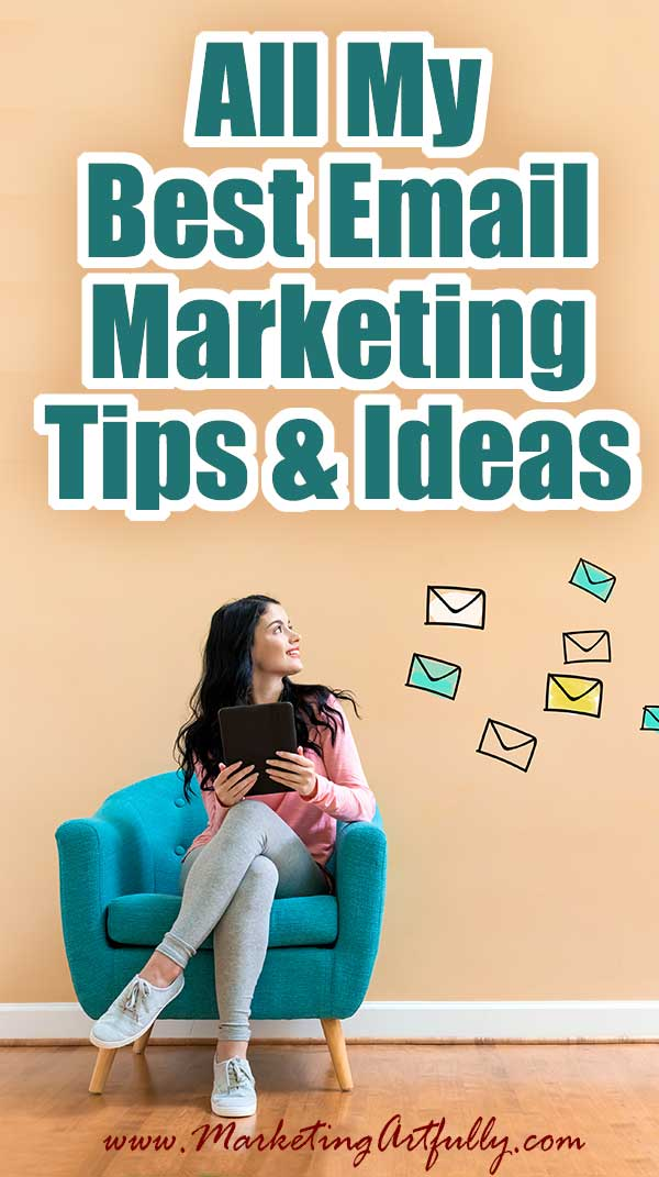 How To Do Email Marketing... Newsletters, Auto Responders and More. I have a bunch of small business friends who have been struggling with email lately. Either they don't know what to send out or they don't know how to get people to buy or they don't know how to get more people on their lists.