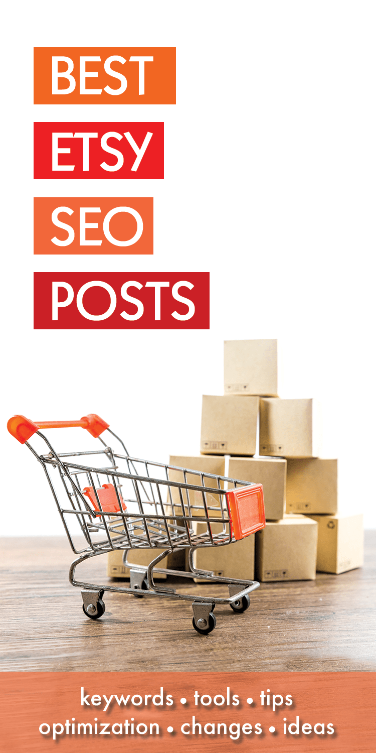 Best Etsy SEO Posts ... All my best Etsy SEO posts & articles rounded up in one place! Tips and ideas for for the best tools, keyword research and strategies so you can keep up with all the changes Etsy throws our way.