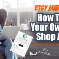 How To Do Your Own Etsy Shop Reviews (Includes Printable Checklist!)