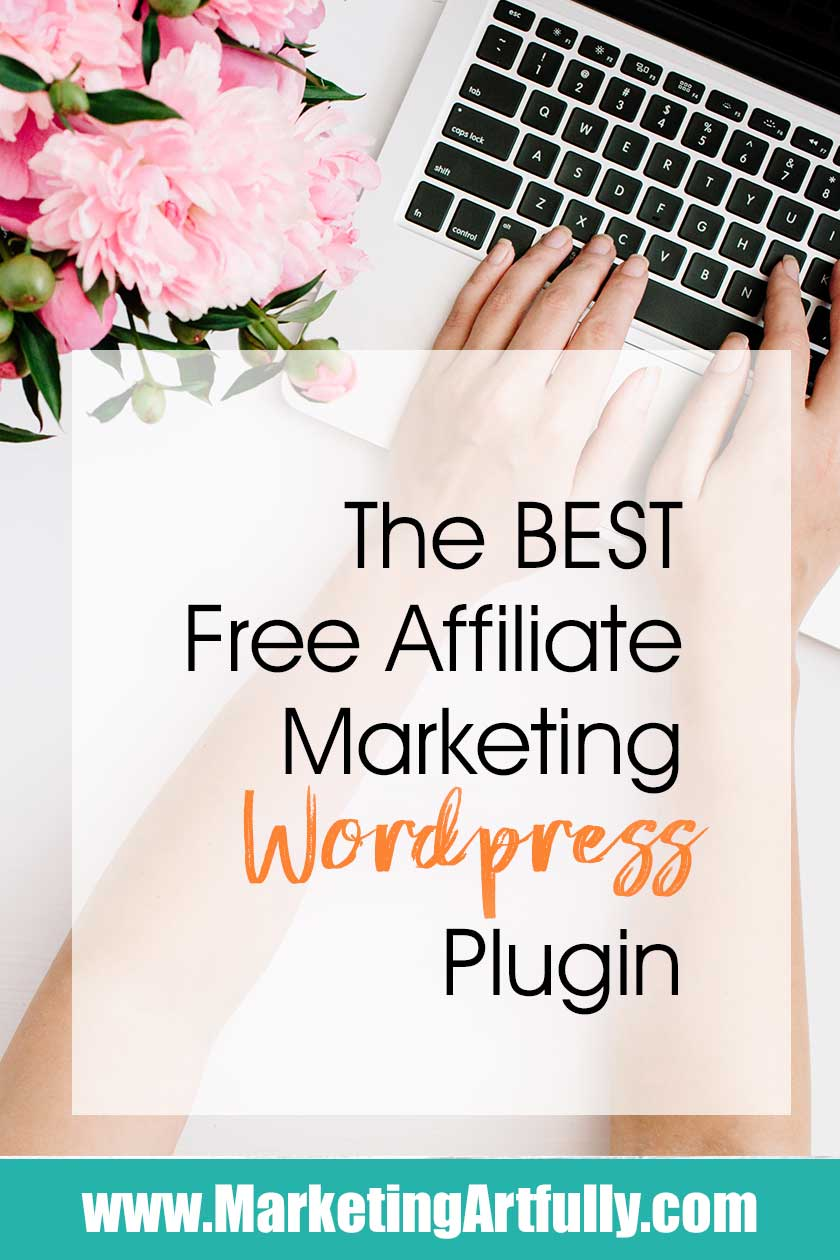 The Best Free Affiliate Marketing Plugin For WordPress...all my best tips and ideas for using the free Mediavine Create WordPress Plugin for affiliate marketing. Easily make clickable links at the bottoms of your posts!