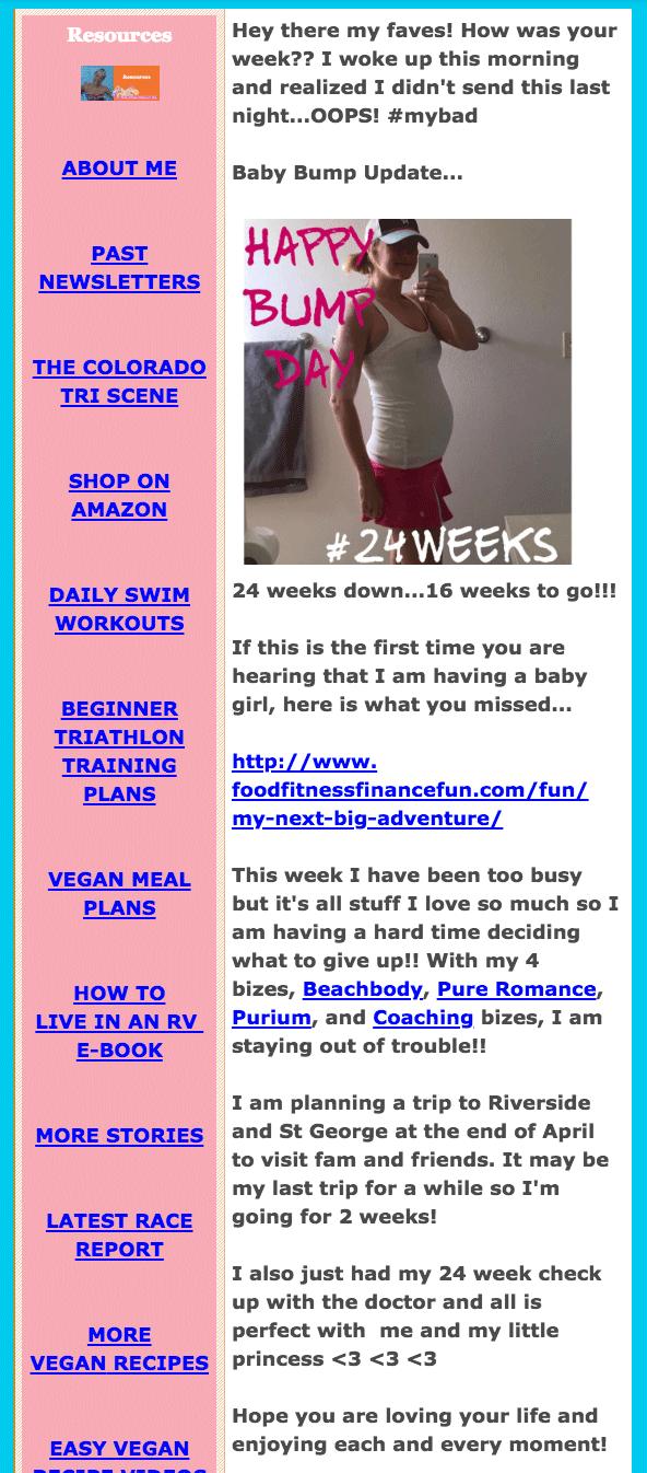 Kirsten Newsletter