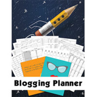 Paperly People Blogging Planner