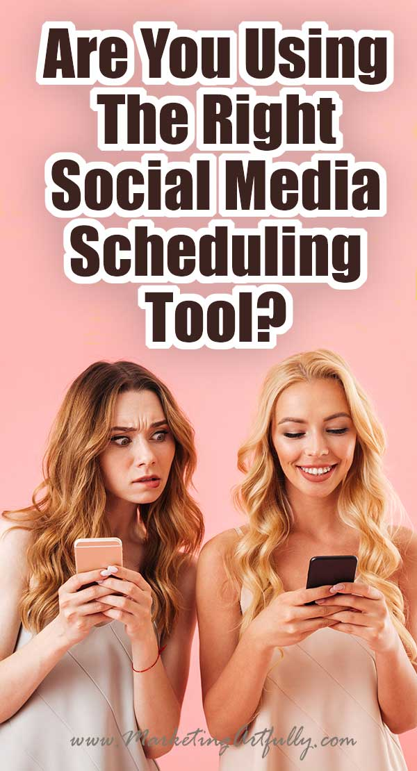 7 Social Media Posting Tools Compared... I will be reviewing my top 7 social media scheduling tools and giving you my best tips and tricks for picking a good one for your small business! Taking a couple of minutes to think about your strategy before picking one could save you hours or days of work later.