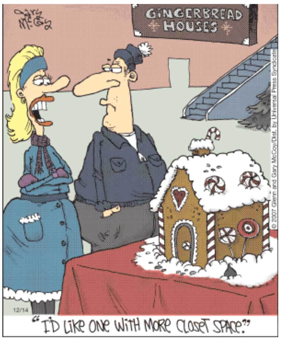 Funny Christmas Real Estate Posts