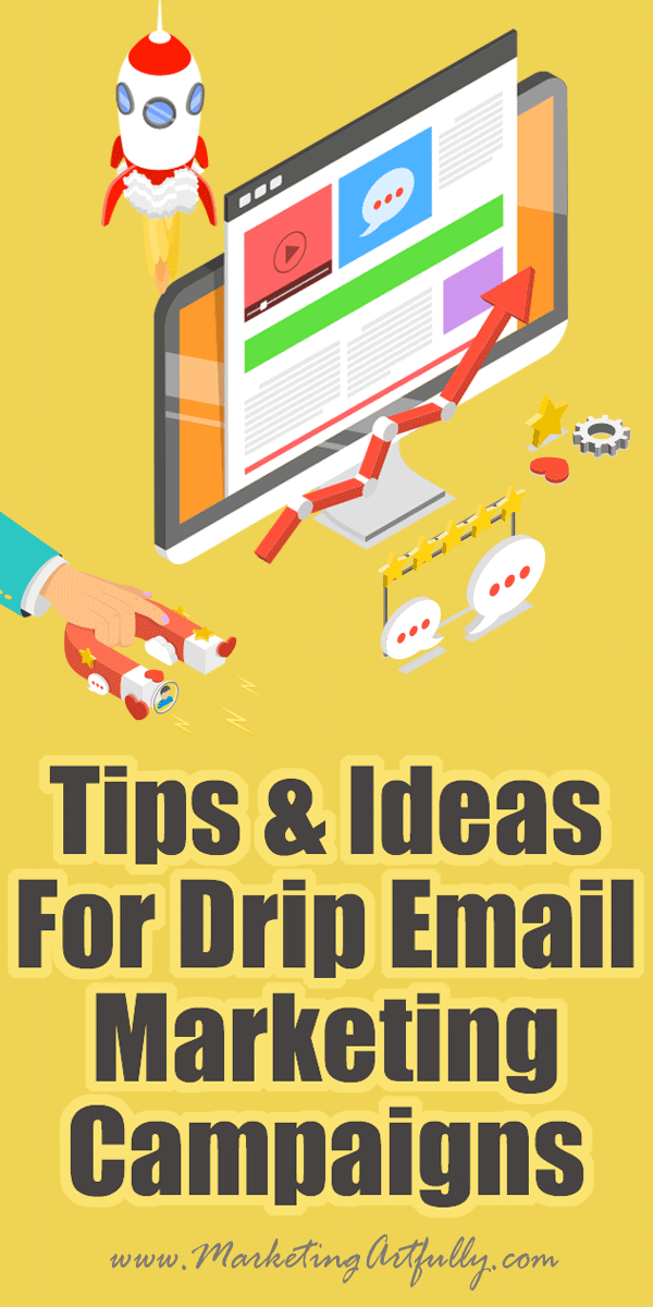 How To Do Email Autoresponders... Small business owners like you have the ability to set up automatic email marketing that will go out like little salespeople over time and help you make more money. Here are my best tips and ideas to help you set up and run amazing email autoresponders!Email autoresponders are called a lot of things, drip campaigns, email sequences just to name two.