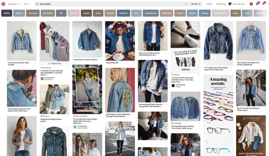 Jean Jacket Pinterest Search