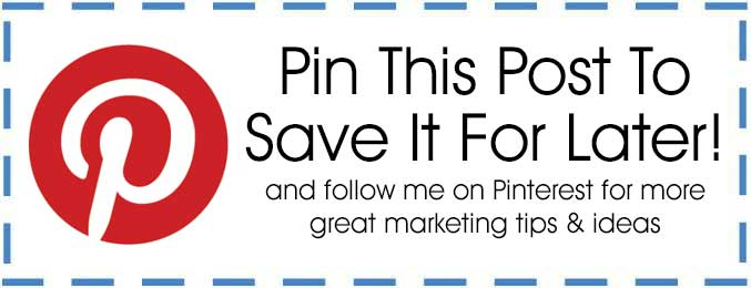Marketing Artfully Pin This Post For Later