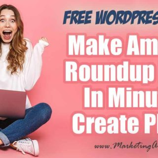 How To Make Roundups Posts Create Wordpress Plugin (Mediavine Lists)
