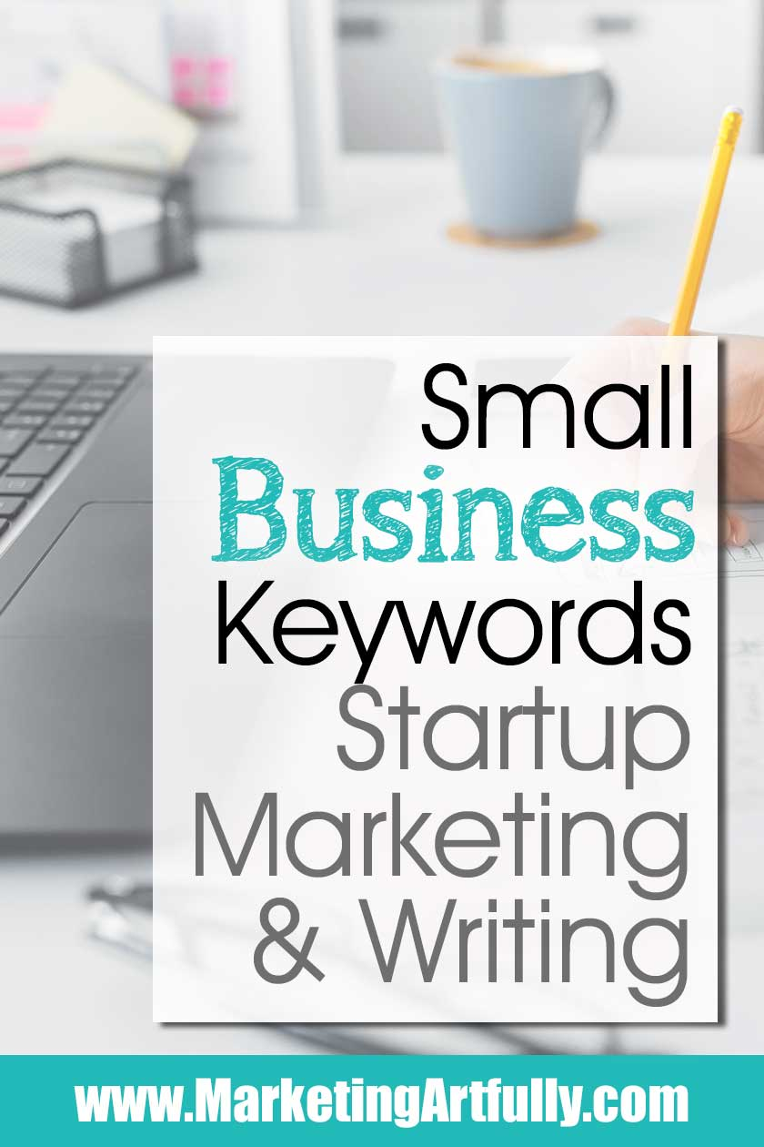 Small Business SEO Keywords For Startups, Entrepreneurs, Marketings and Writing