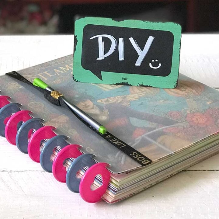 How To Set Up The Perfect DIY Business Planner