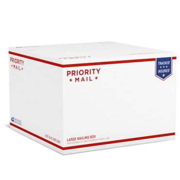 Usps Priority Mail Free Boxes Sizes And Flat Rate