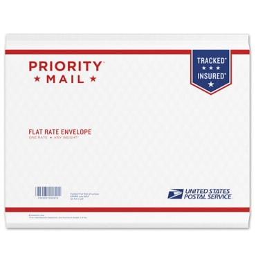 USPS Padded Flat Rate Envelope