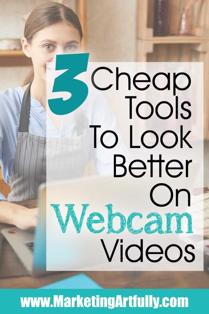 3 Cheap Tools To Look Better On Webcam Videos