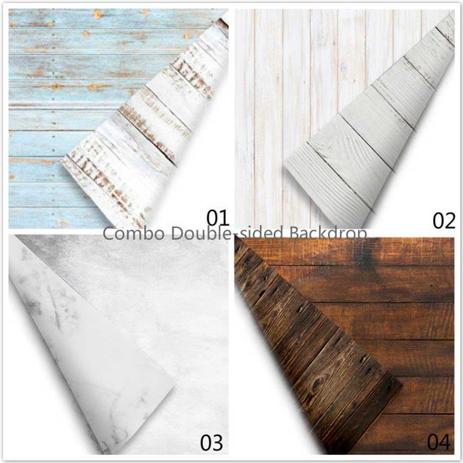 Double sided cheap product photography backgrounds