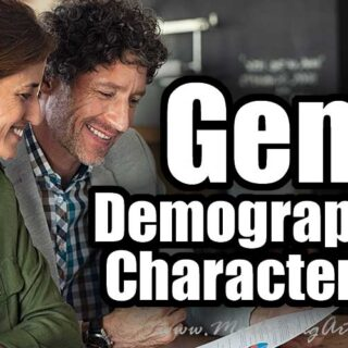 Gen X - Demographics and Characteristics
