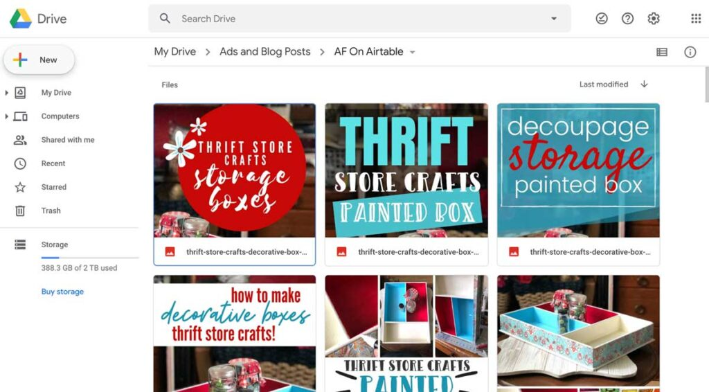 Saving Pinterest Pins To Google Drive