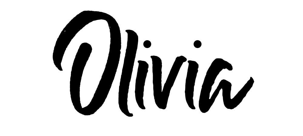 Legible script font for design