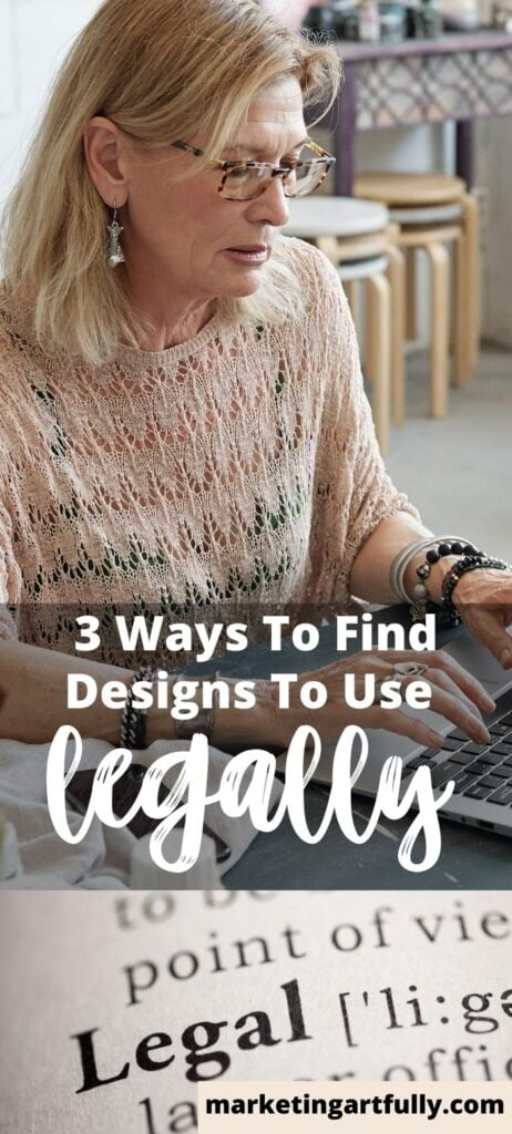 """How To Find """"Legal"""" Designs and SVGs To Use For Your Products"""