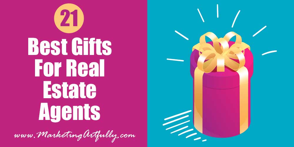 21 Best Gifts For Real Estate Agents