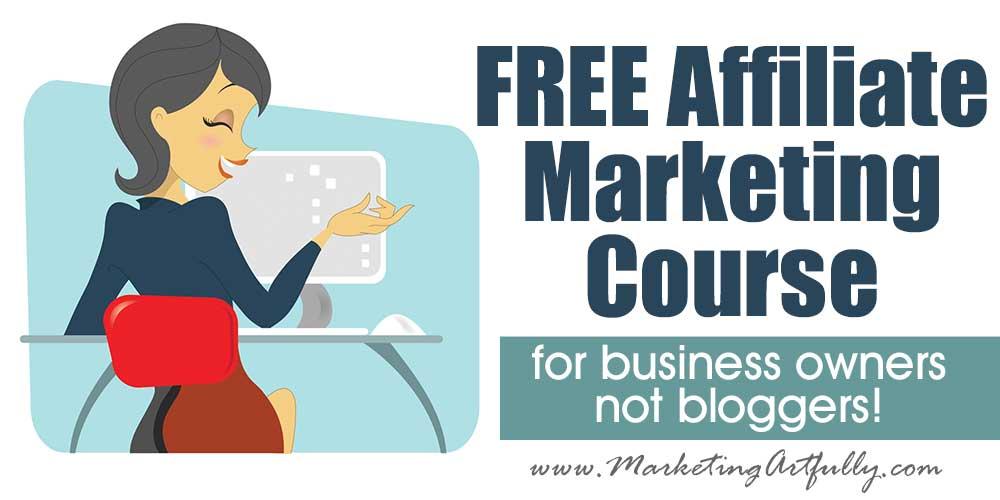 Free Affiliate Marketing Course - Business Bonus Challenge