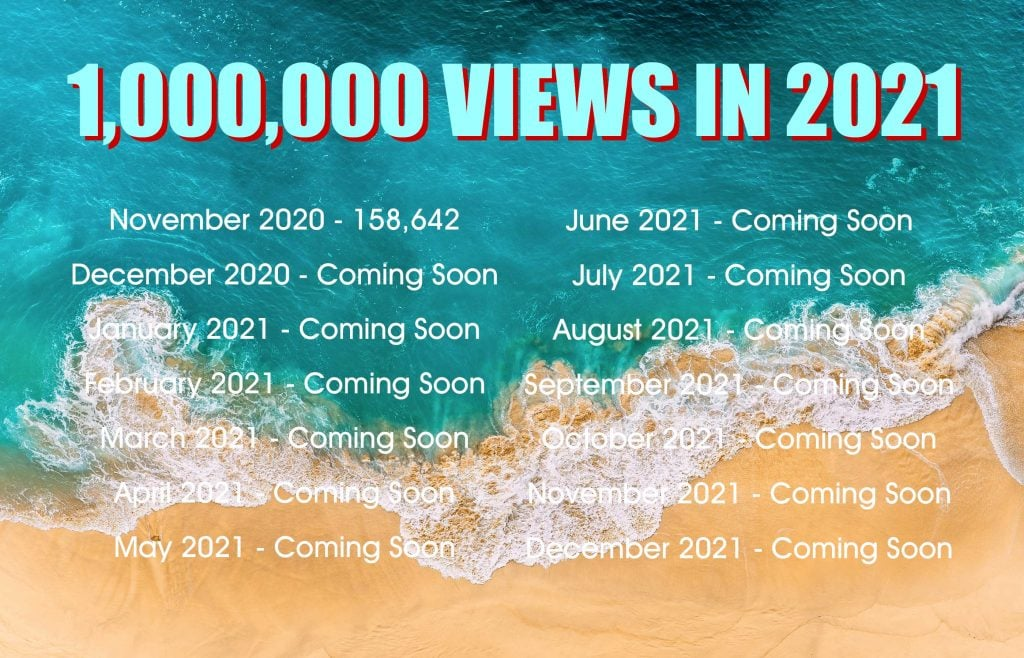 Million Views Goals Desktop