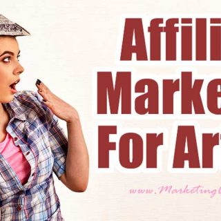 Affiliate Marketing For Artists
