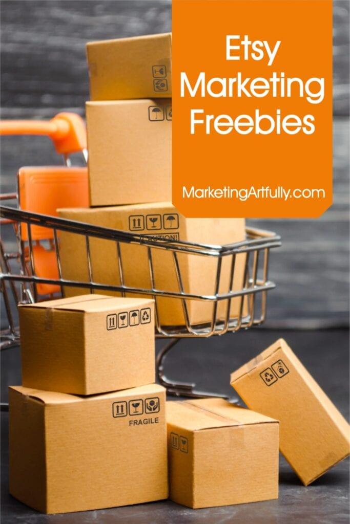 Etsy Marketing Freebies